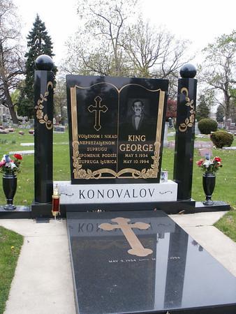 King George Konovalov