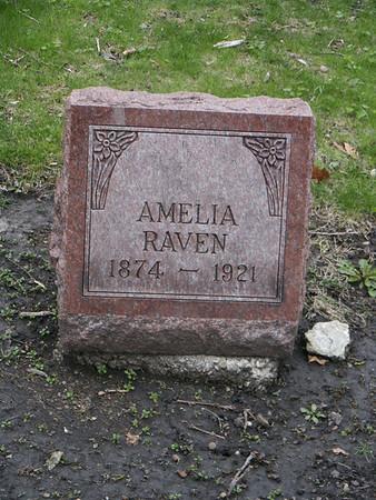 Amelia Raven