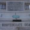 Confederate dead