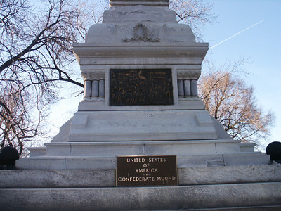 United States of America - Confederate Mound