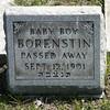 Baby Boy Borenstin