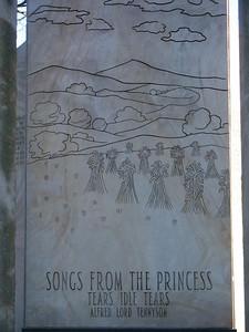 Songs from the Princess. Tears. Idle Tears
