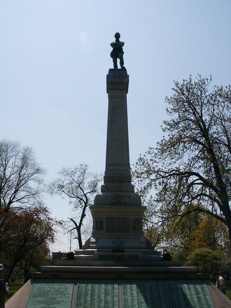 United States of America - Confederate Mound