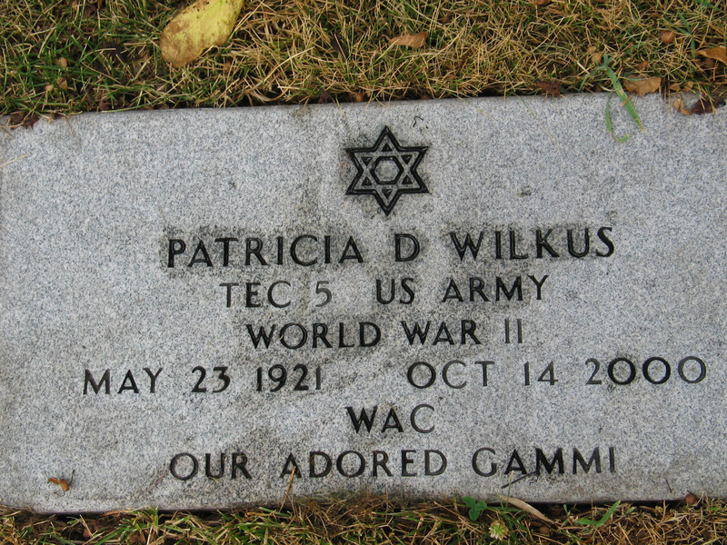 Patricia D. Wilkus
