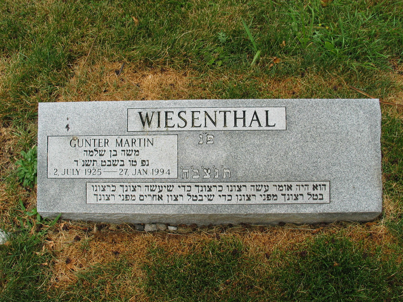 Wiesenthal