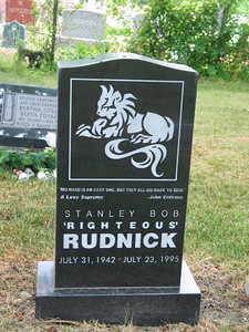 Stanley Bob 'Righteous' Rudnick