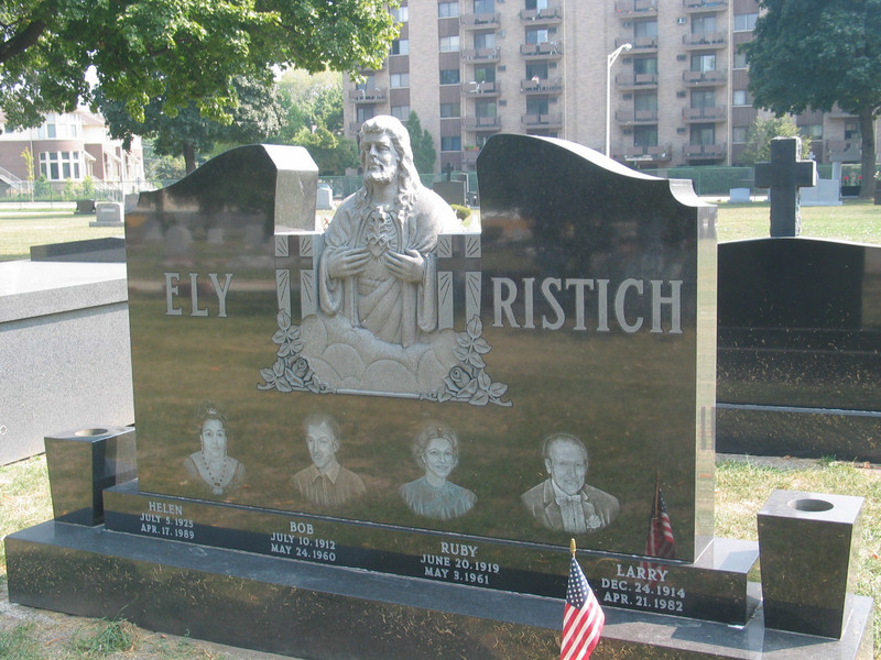 Ely  Ristich