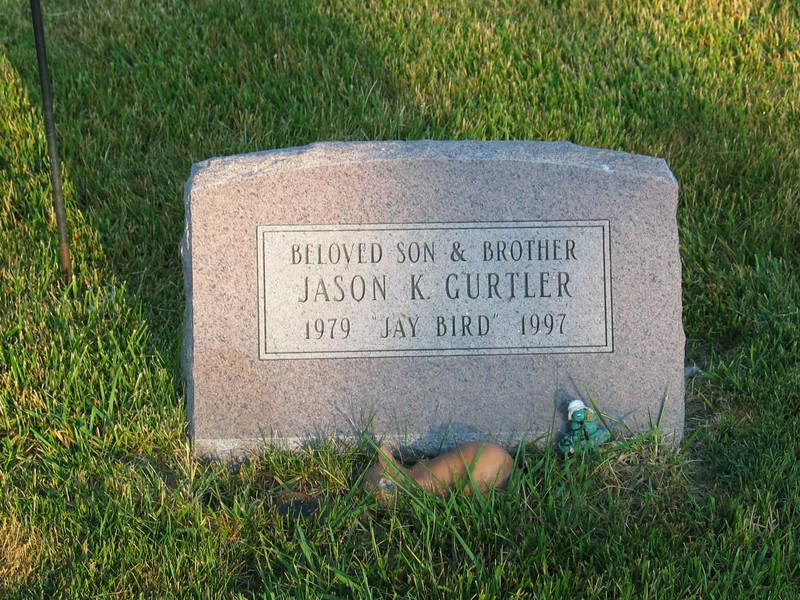 Jason K. Gurtler