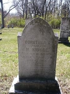 Dorothea G. Knigge