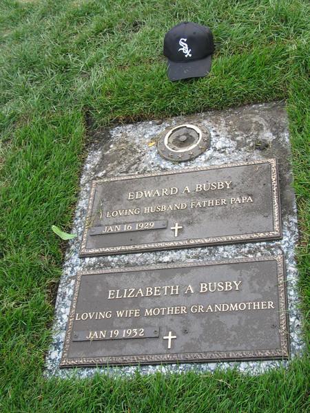 Edward & Elizabeth Busby
