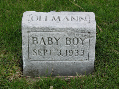 Baby Boy. Ollmann