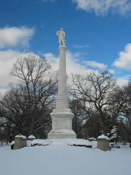 Firefighter's Monument