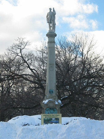 Our Heroes: Civil War Monument