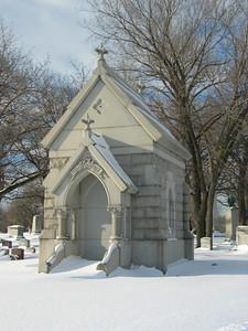 Barnhart Mausoleum