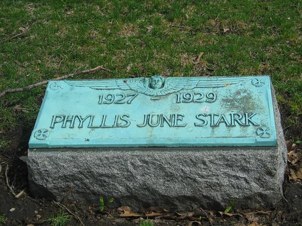 Phyllis June Stark
