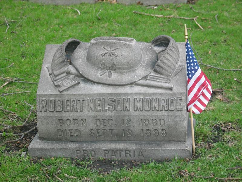 Robert Nelson Monroe