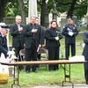 Return to quarters, ringing of the Memorial Bell