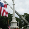 Firefighters monument