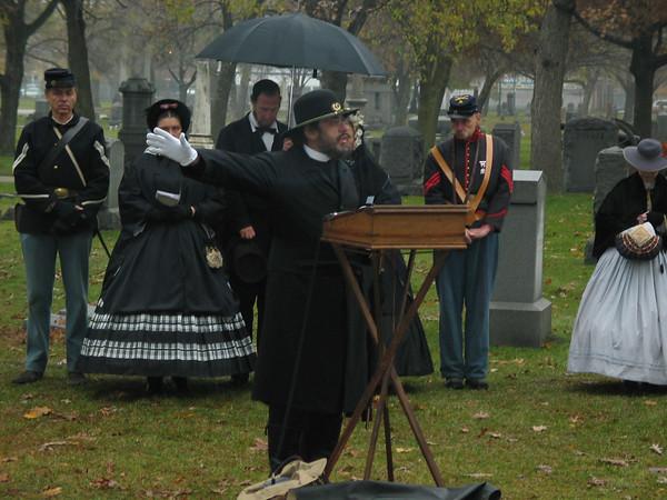 Chaplain Jerome Kowalski