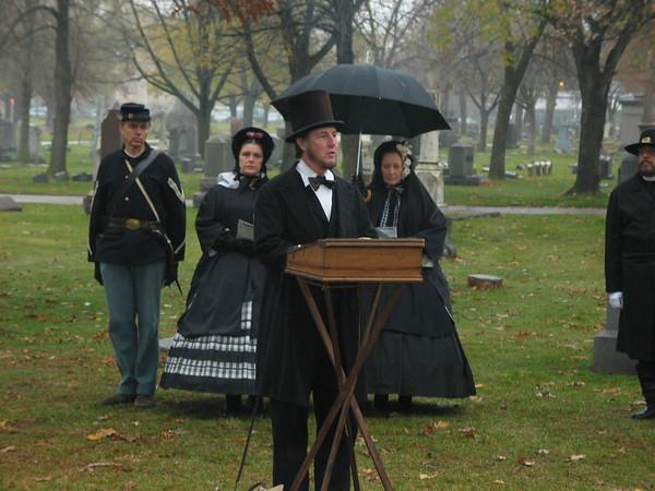 Abraham Lincoln (Max Daniels)