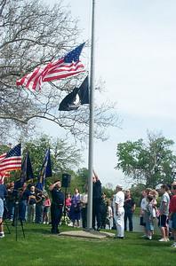 Raising of the Flag