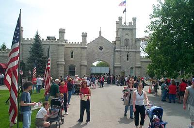Rosehill's Gates