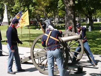 Battery A Chicago Light Artillery