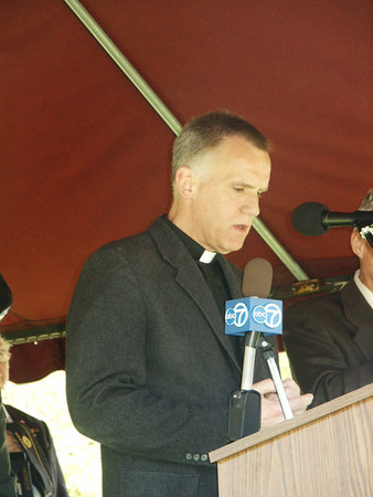Father Bart Winters, Pastor, St. Gregory Church