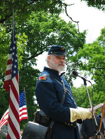Captain William F. Kummerow, Commander of Battery