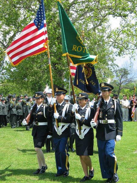 Lane Tech High School ROTC
