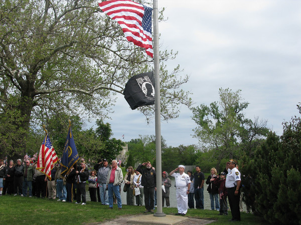 Posting of the colors