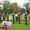 Lane Prep High School ROTC directed by Lt. Col Jeff Kochheiser