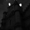 Castle with moon