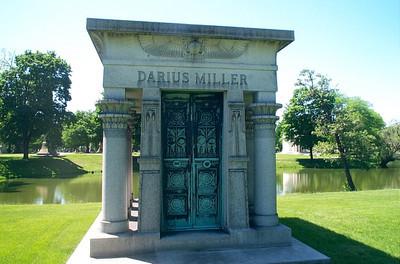 Darius Miller Mausoleum