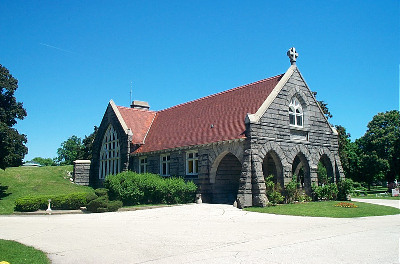 The Horatio N. May Chapel