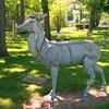 The Baker Elk monument