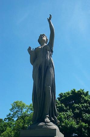 The Jauriet monument