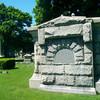 Gerhard Foreman's sealed mausoleum
