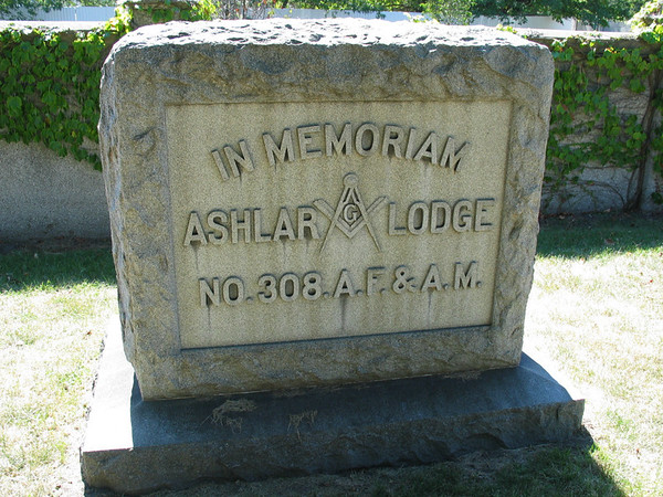 Ashlar Lodge
