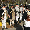 Revolutionary War re-enactors