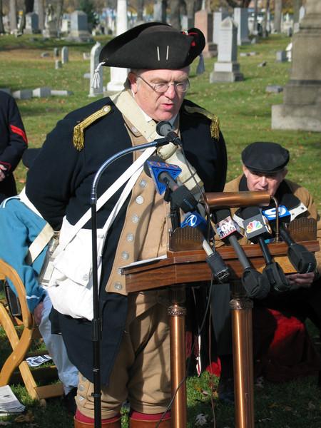 Clyde Novak (Revolutionary War)