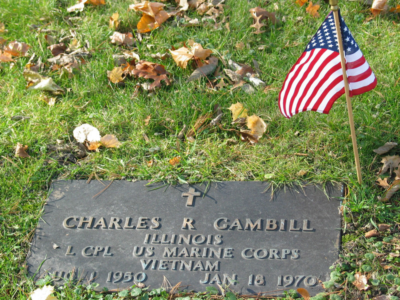 Charles R. Gambill, Vietnam War