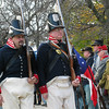 War of 1812 re-enactors
