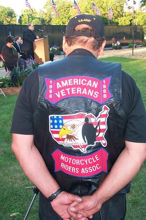 American Veterans Motorcycle Riders Association (AVMRA)