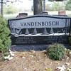 Thomas C. Vandenbosch and Helen M. Vandenbosch