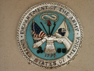 Department of the Army, United States of America seal