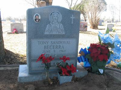 Tony Sandoval Becerra