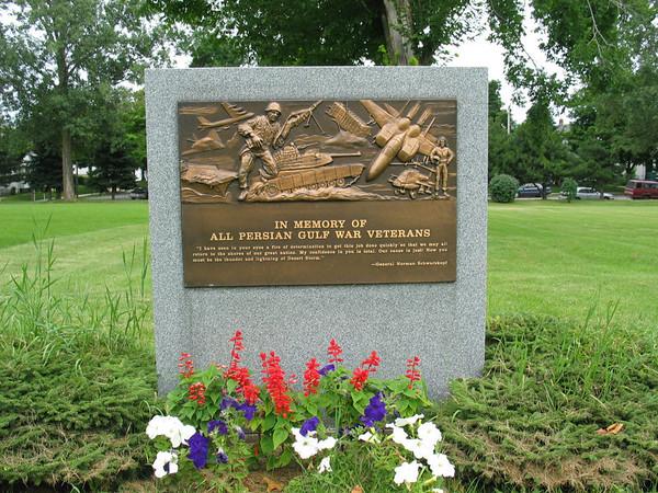 In Memory of All Persian Gulf War Veterans
