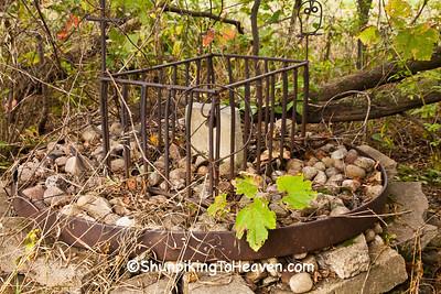 Isherwood's Cradle, Portage County, Wisconsin