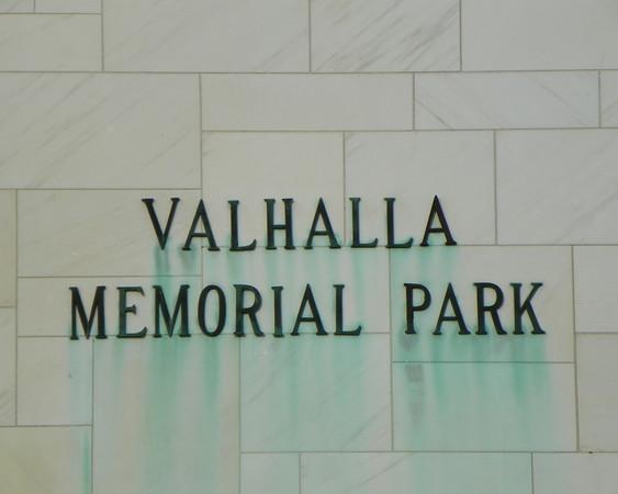 Valhalla Memorial original entry